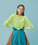 HOLIDAY(ホリデイ)の「SUPER FINE DRY L/S T-SHIRT (DRACULA) スーパーファインドライロングスリーブTシャツ (ドラキュラ)(Tシャツ/カットソー)」|イエロー