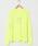 HOLIDAY(ホリデイ)の「SUPER FINE DRY L/S T-SHIRT (DRACULA) スーパーファインドライロングスリーブTシャツ (ドラキュラ)(Tシャツ/カットソー)」|詳細画像