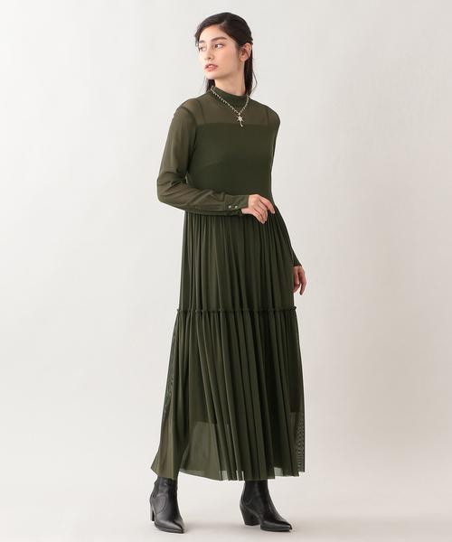 納得できる割引 SHOP,エポカ ザ THEソフトチュールドレス(ワンピース) EPOCA(エポカ)のファッション通販, IKUKO(イクコ) shop Lilylily:9e07188b --- 5613dcaibao.eu.org