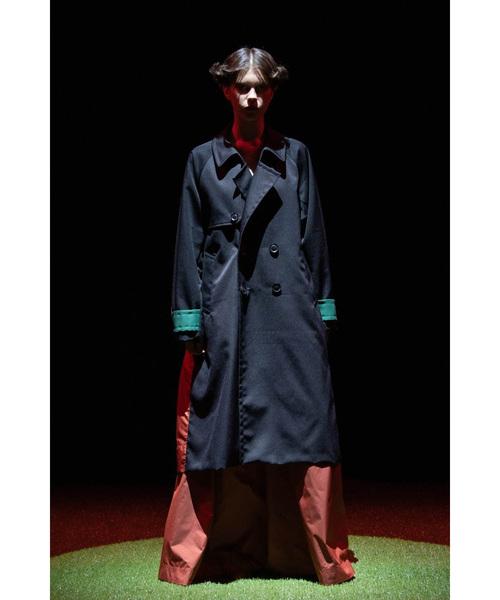 【完売】  2020春夏 バックギャザートレンチコート/NON-20S-1-004(トレンチコート) NON|NON TOKYO(ノントーキョー)のファッション通販, 【完売】 :b9ba2abb --- 5613dcaibao.eu.org