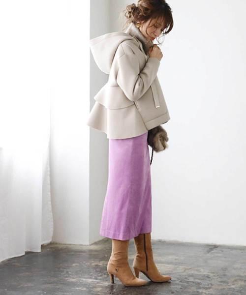 y M y 【セール】 u(ミュー)のファッション M トップス バック