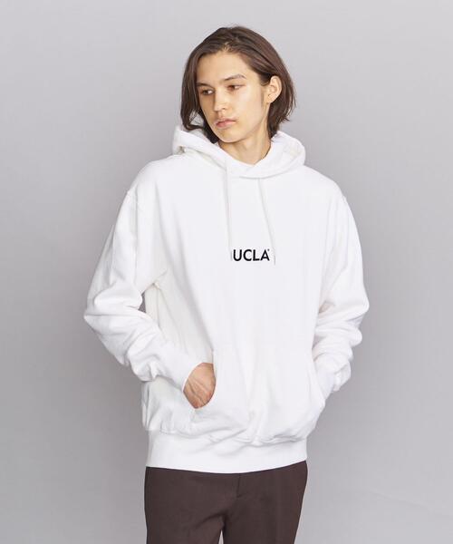 【別注】 <UCLA> 100th HOOD BYSP/パーカー