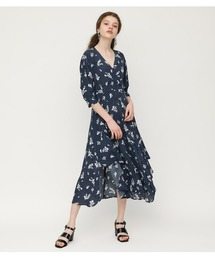 SLY(スライ)のPOSY WAY ROUND HEM DRESS(ワンピース)