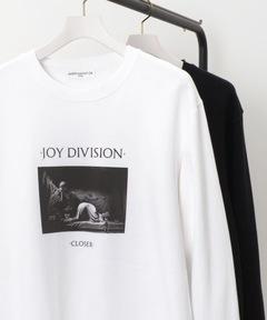 """ジョイ・ディヴィジョン Joy Division / アートワークスウェット """"CLOSER"""""""
