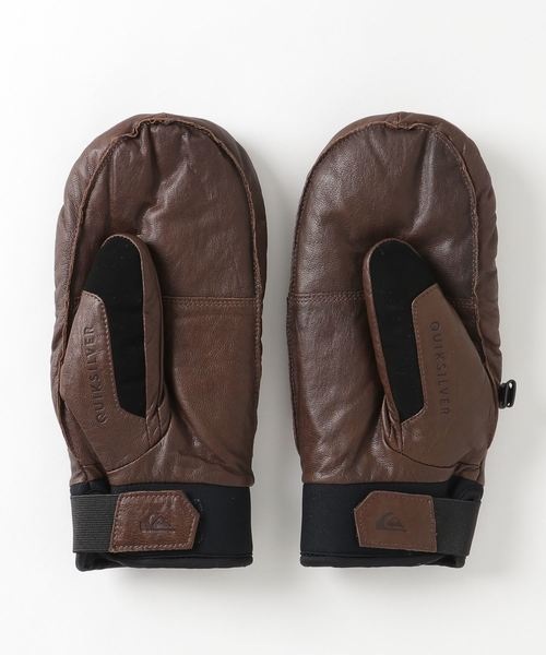 Quiksilver(クイックシルバー)の「TR NATURAL GORE-TEX/クイックシルバー 手袋 グローブ スキー スノーボード スノー ウェア(手袋)」 詳細画像