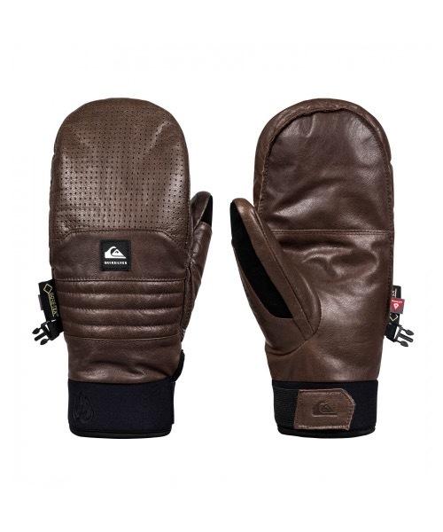 Quiksilver(クイックシルバー)の「TR NATURAL GORE-TEX/クイックシルバー 手袋 グローブ スキー スノーボード スノー ウェア(手袋)」 ベージュ
