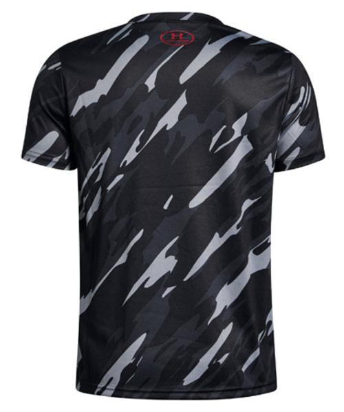 UNDER ARMOUR(アンダーアーマー)の「ボーイズ トレーニングT半袖シャツ /  テックビッグロゴプリント(Tシャツ/カットソー)」 詳細画像