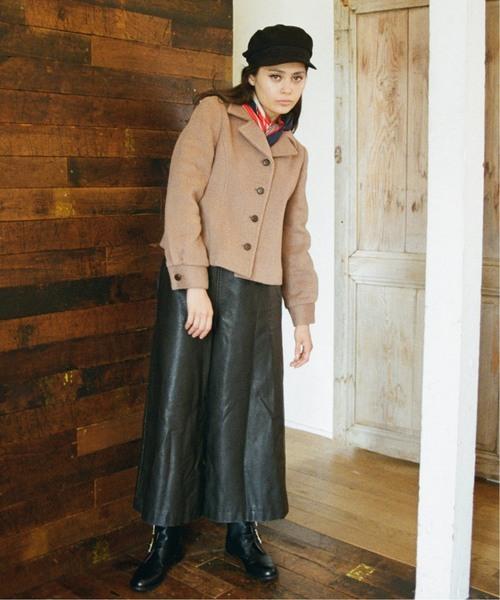高速配送 fake leather cropped leather pants(パンツ) FOR cropped Charles Chaton(シャルルシャトン)のファッション通販, みそ醤油 醸造元 ホシサン:18d8201f --- steuergraefe.de
