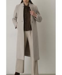 RIM.ARK(リムアーク)のMannish I line coat(その他アウター)