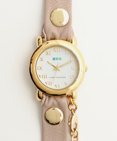 最新入荷 【セール】LA MER MER COLLECTIONS ラ・メール コレクションズ CHAIN MER ウォッチ WRAPS CRYSTALS LMMULTI6000B チェーンラップス クリスタル ウォッチ 腕時計 レディース(腕時計) LA MER COLLECTIONS(ラメールコレクション)のファッション通販, RAGNET ブランド古着買取通信販売:1f076c43 --- dpu.kalbarprov.go.id