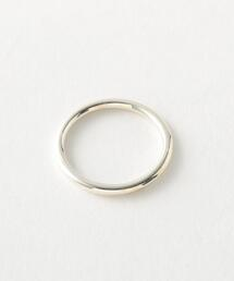 <frank and easy×Steven Alan>SILVER RING2/リング