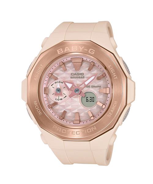 売上実績NO.1 Pink Beige Colors(ピンク・ベージュ・カラーズ) / BGA-225CP-4AJF / ベビーG, キモノカフェ 3fd41a5b
