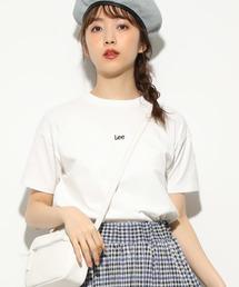 Lee(リー)の【Lee×ViS】ミニロゴTシャツ(Tシャツ/カットソー)