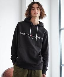 TOMMY HILFIGER(トミーヒルフィガー)の【定番パーカー】ベーシック ロゴ パーカー(パーカー)