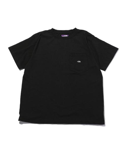 <THE NORTH FACE PURPLE LABEL> 7oz S/S TEE/Tシャツ □□