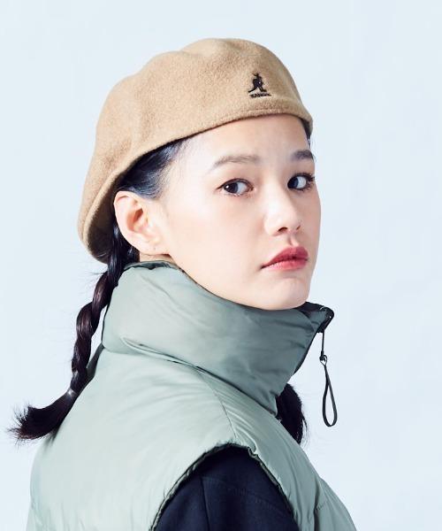 【KANGOL】Wool 504 / 【カンゴール】ウール504