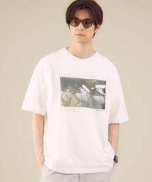 ★★ 別注 [ マークゴンザレス ] Mark Gonzales GLR 半袖 Tシャツ 男女兼用 ユニセックス