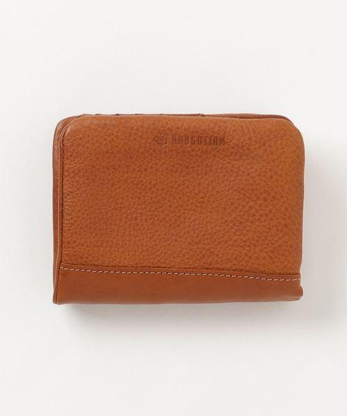NAUGHTIAM(ノーティアム)ミネルバボックスシリーズ 財布 LF二つ折り ウォレット