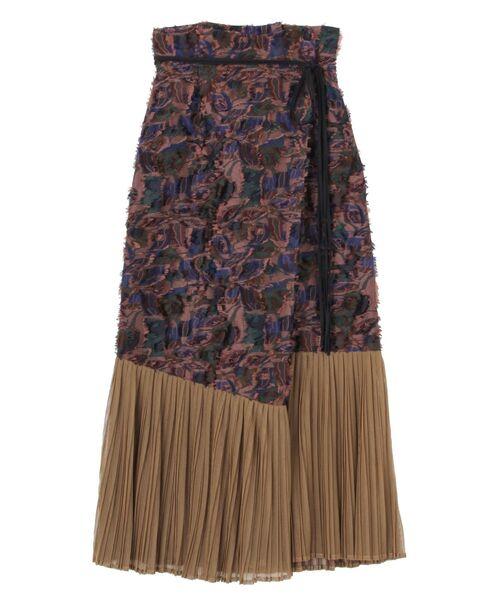 【在庫処分】 【セール】アーミージャガードレイヤースカート(スカート)|ELENDEEK(エレンディーク)のファッション通販, 仮設トイレなら建設ラッシュ:d50103ca --- blog.buypower.ng