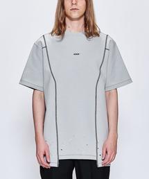 <ADER error> S/O LNTCLR PTC TOP/Tシャツ