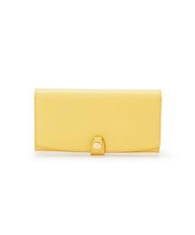 TOPKAPI(トプカピ)のCOLORATO[コロラート]角シボ型押し長財布(財布)