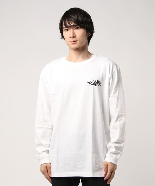 NO COFFEE ×MR44ism L/S Tシャツ#