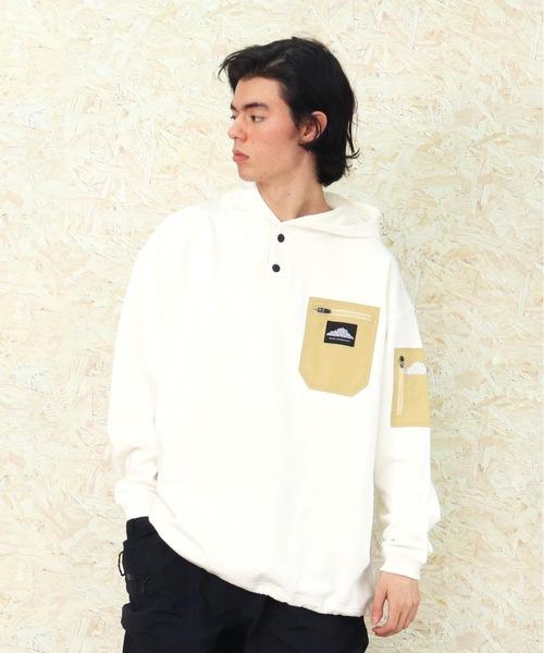 【MOUNTAIN SMITH/マウンテンスミス】2020SS Yampa recycled hoodie