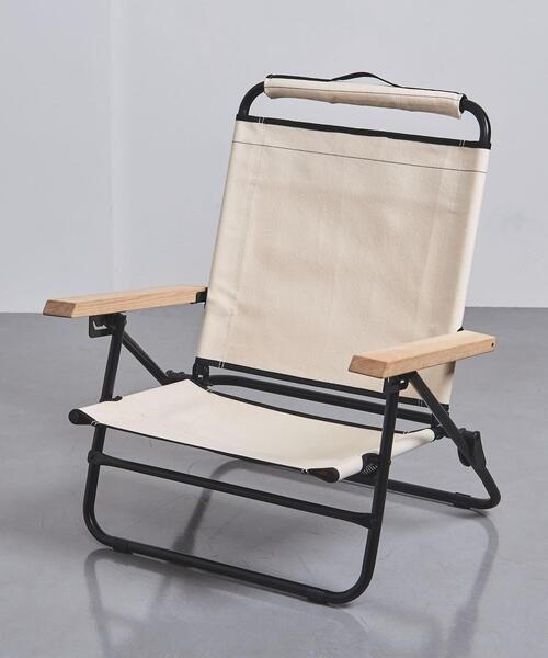 <UNITED ARROWS>RECLINING LOW ROVER CHAIR†