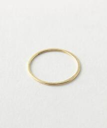 <frank and easy×Steven Alan>10K GOLD RING2/リング