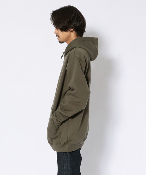 Carhartt(カーハート)の「Carhartt(カーハート) Midweight Hooded Sweatshirts フード付きスウェット(パーカー)」|詳細画像