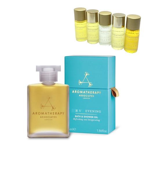 Aromatherapy Associates / アロマセラピー アソシエイツ イブニング バスアンドシャワーオイル