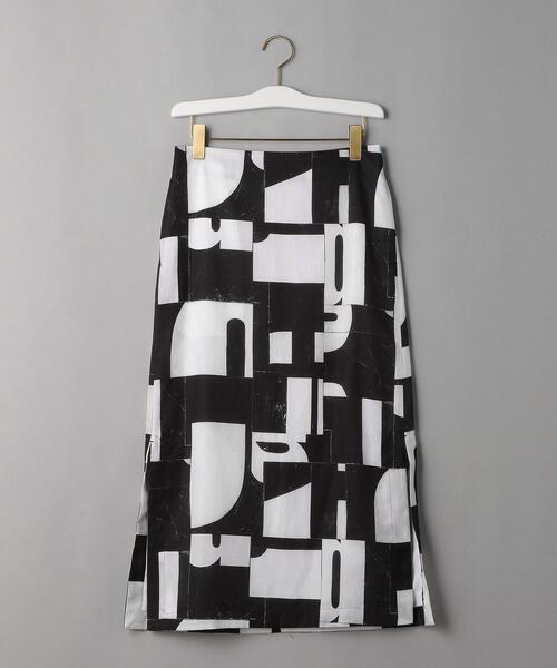 <08sircus>タイルプリントスカート
