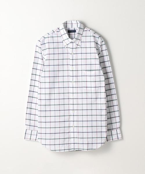 最高の品質の 【セール】ウェリントン ボタンダウンシャツ(シャツ/ブラウス) TOMORROWLAND(トゥモローランド)のファッション通販, DSKワイン:42a150b0 --- skoda-tmn.ru