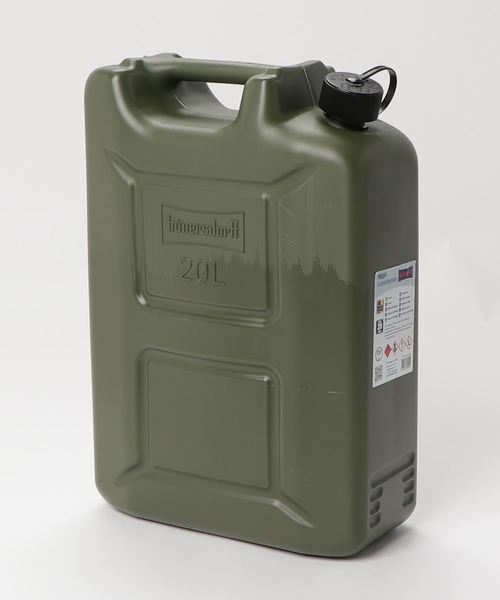 Hunersdorff/ヒューナースドルフ FUEL CAN PRO 20L/フューエルカンプロ 20L(ウォータータンク)
