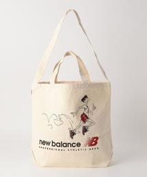 New Balance(ニューバランス)2WAYトートバッグ