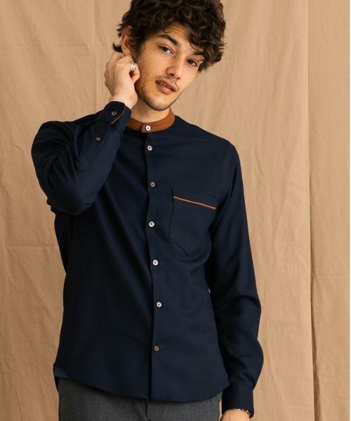 【在庫一掃】 クレリックバンドカラーシャツ(シャツ TOKYO,パブリック PUBLIC/ブラウス) PUBLIC TOKYO(パブリックトウキョウ)のファッション通販, clytie:20f7d141 --- skoda-tmn.ru