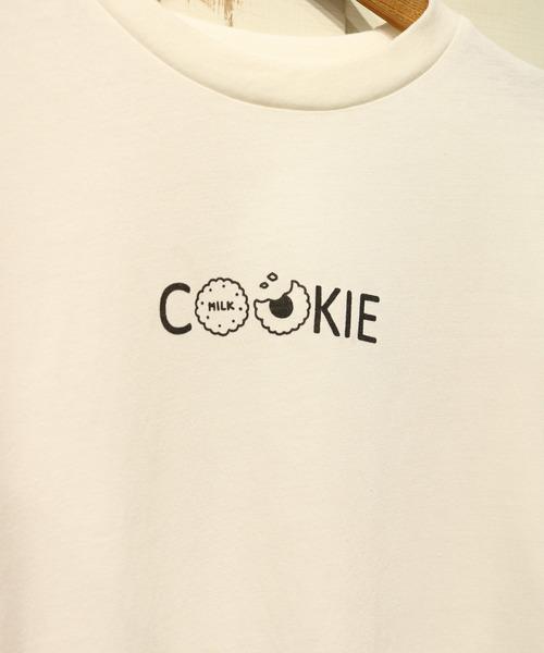 """""""COOKIE""""プリントプルオーバー"""
