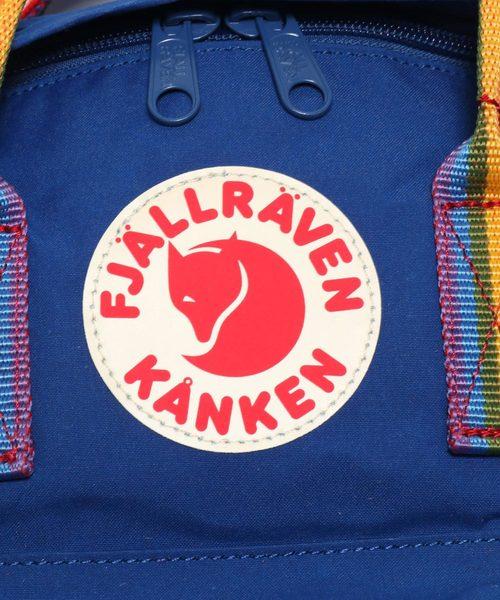 Save the Arctic For Kanken Rainbow  Mini (FJALLRAVEN / フェールラーベン)