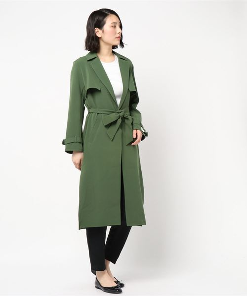LIGHT LONG COAT