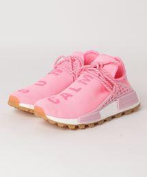 adidas(アディダス)のadidas アディダス PW HU NMD PRD ファレル ウィリアム HU NMD PRD EG7737 PINK/PINK(スニーカー)