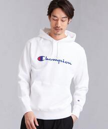 [ チャンピオン ]  SC ★ Champion ロゴ スウェット フーディー / パーカー