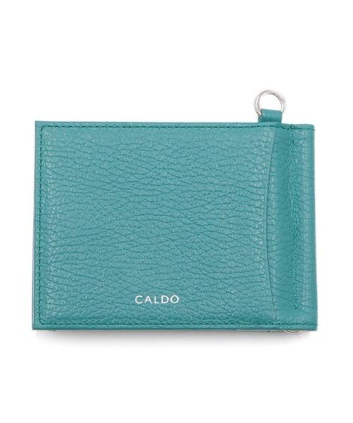 CALDO カルド / MONEY CLIP WALLET マネークリップウォレット / 111183