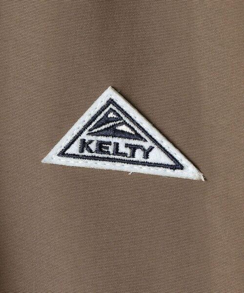 KELTY(ケルティ)の「【SHIPS別注】KELTY: リバーシブル ビッグシルエット キルト ブルゾン(ブルゾン)」|詳細画像