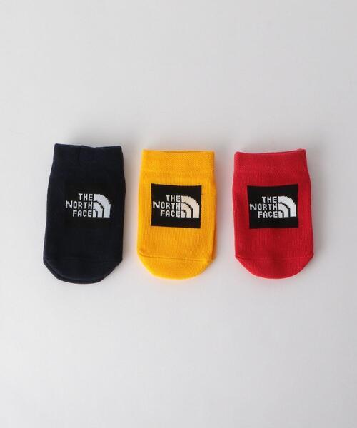 ★★【WEB限定】<THE NORTH FACE(ザノースフェイス)>TNF Baby Organic 3P / 靴下
