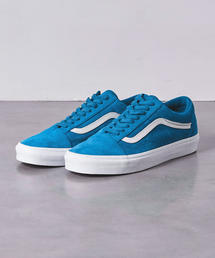<VANS(ヴァンズ)>OLD SKOOL BLUE スニーカー MENS†
