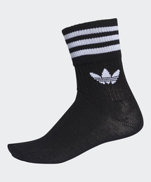 adidas(アディダス)のミッドカットクルーソックス 3足組 [MID CUT CREW SOCKS 3P] アディダスオリジナルス(ソックス/靴下)
