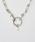 JUHA(ユハ)の「TWIST CIRCLE NECKLACE(ネックレス)」|詳細画像