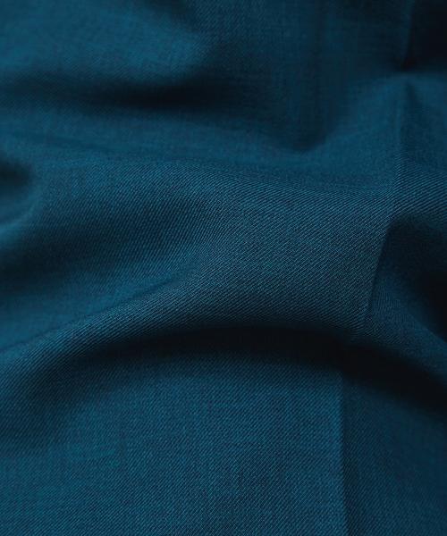 qualite(カリテ)の「ハーフプリーツパンツ(その他パンツ)」|詳細画像