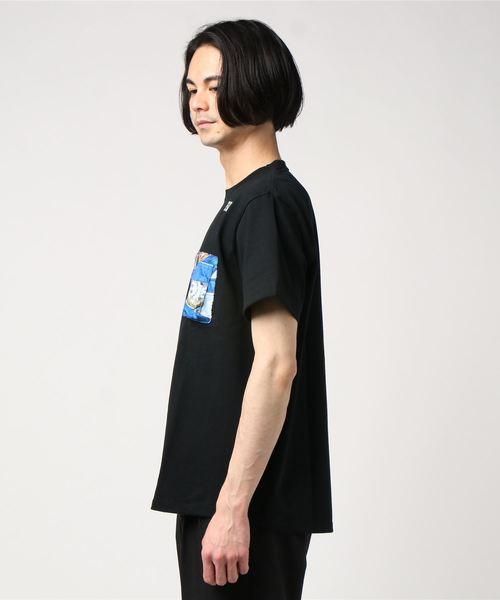 HBNS / ハバノス/スカーフTシャツ