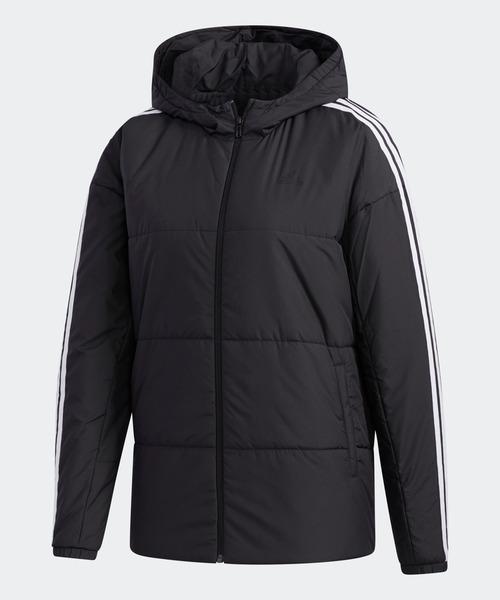 マストハブ 3ストライプス ウォーム ジャケット [Must Haves 3-Stripes Warm Jacket] アディダス